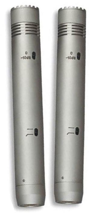 Apex 185 Pencil Condenser Microphone Matched Pair