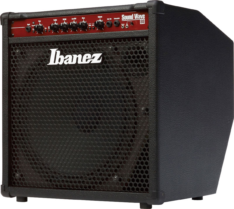 Ibanez Bass Amp Pack Ibanez Sw80 Bass Amp Combo