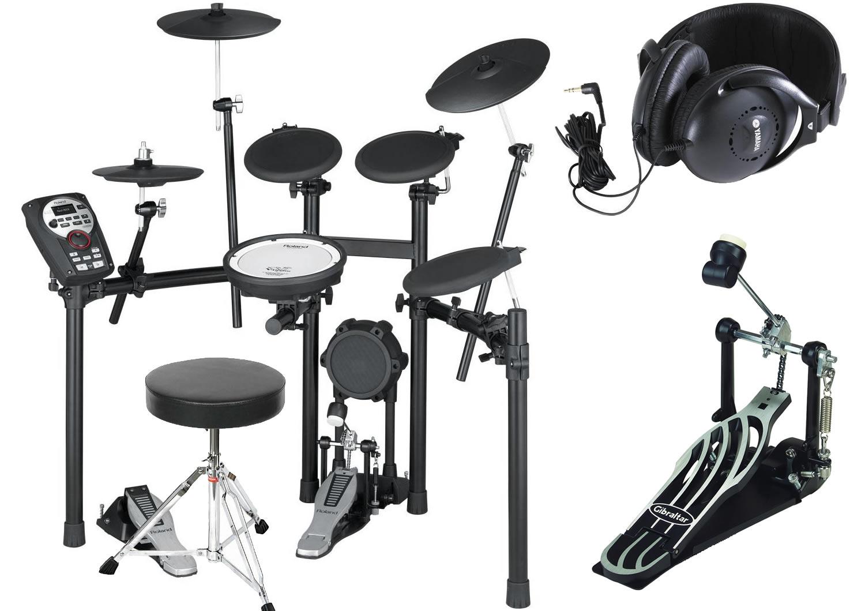 Roland electronic drums - Roland hd3 v drum lite set ...
