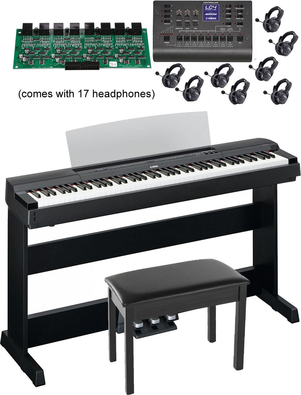 Buy yamaha p22 studio piano new climate control 2 145 for Yamaha digital piano controller