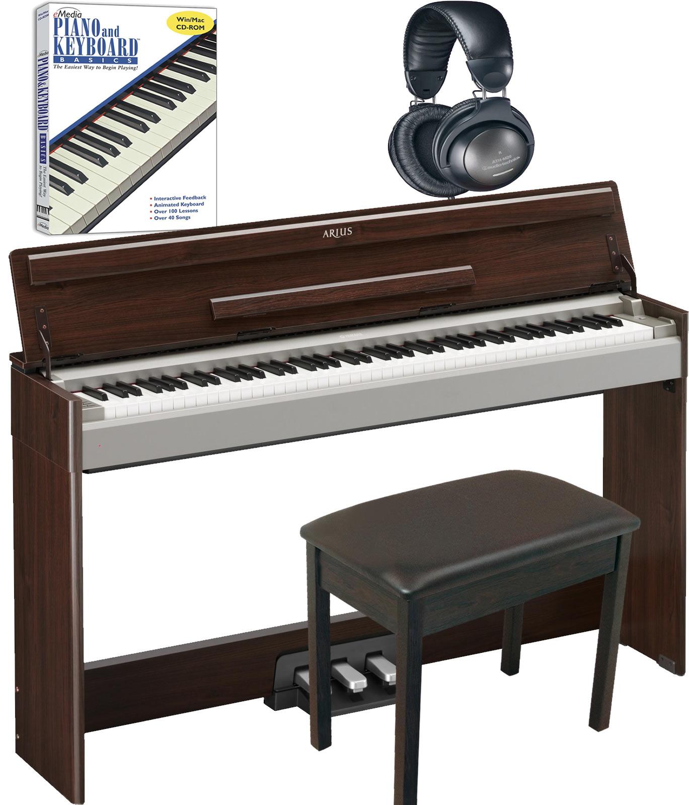 digital pianos. Black Bedroom Furniture Sets. Home Design Ideas