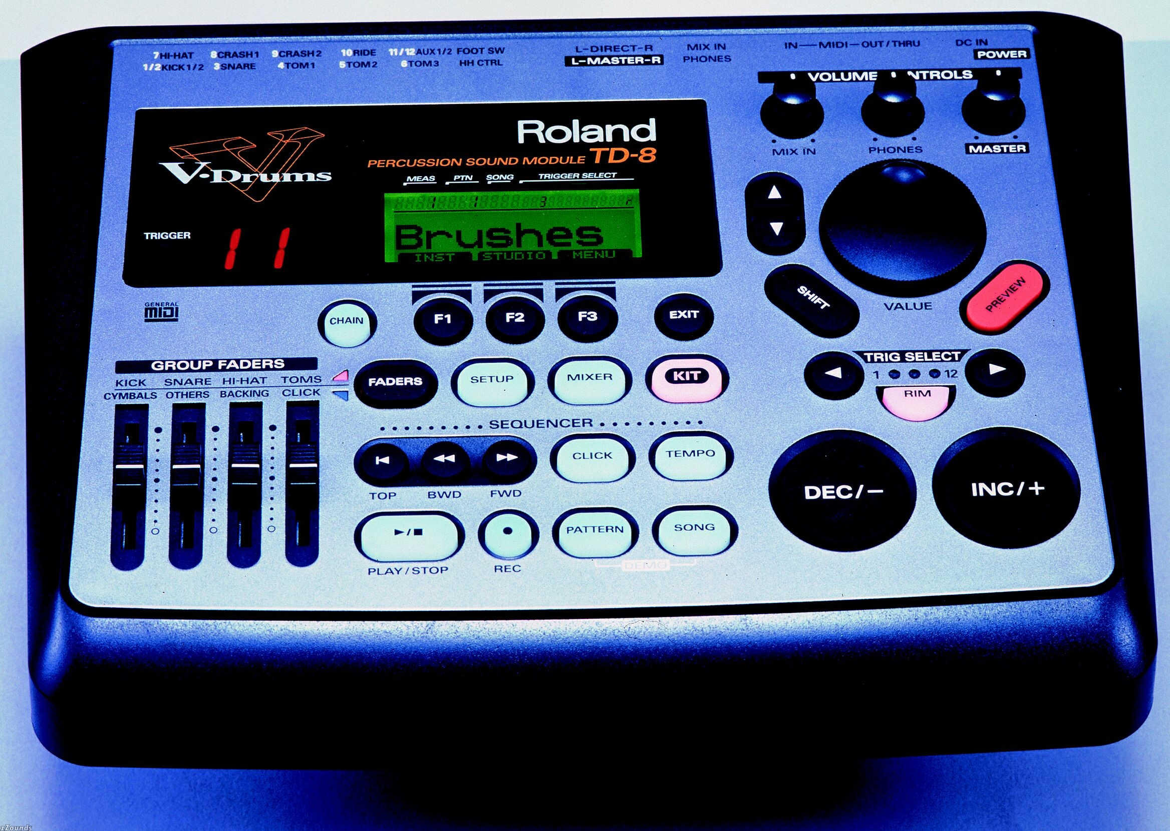 electronic musical drum machines for sale boss roland zoom. Black Bedroom Furniture Sets. Home Design Ideas