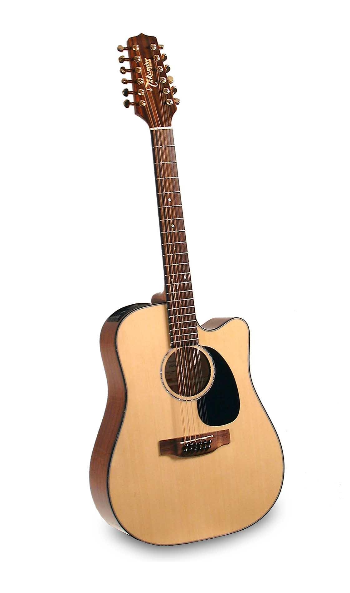 Takamine Eg345c Guitar Gloss Natural