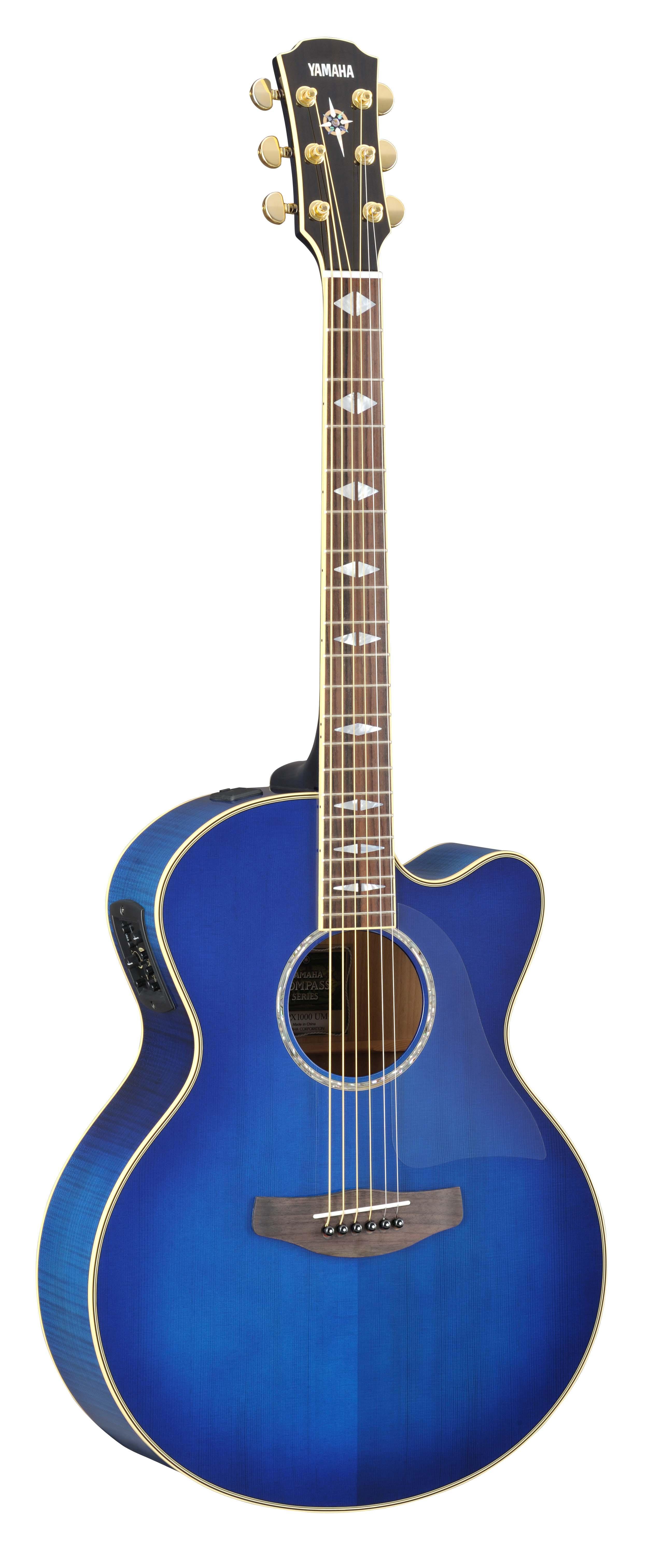 yamaha cpx1000 um medium jumbo cutaway acoustic electric guitar. Black Bedroom Furniture Sets. Home Design Ideas