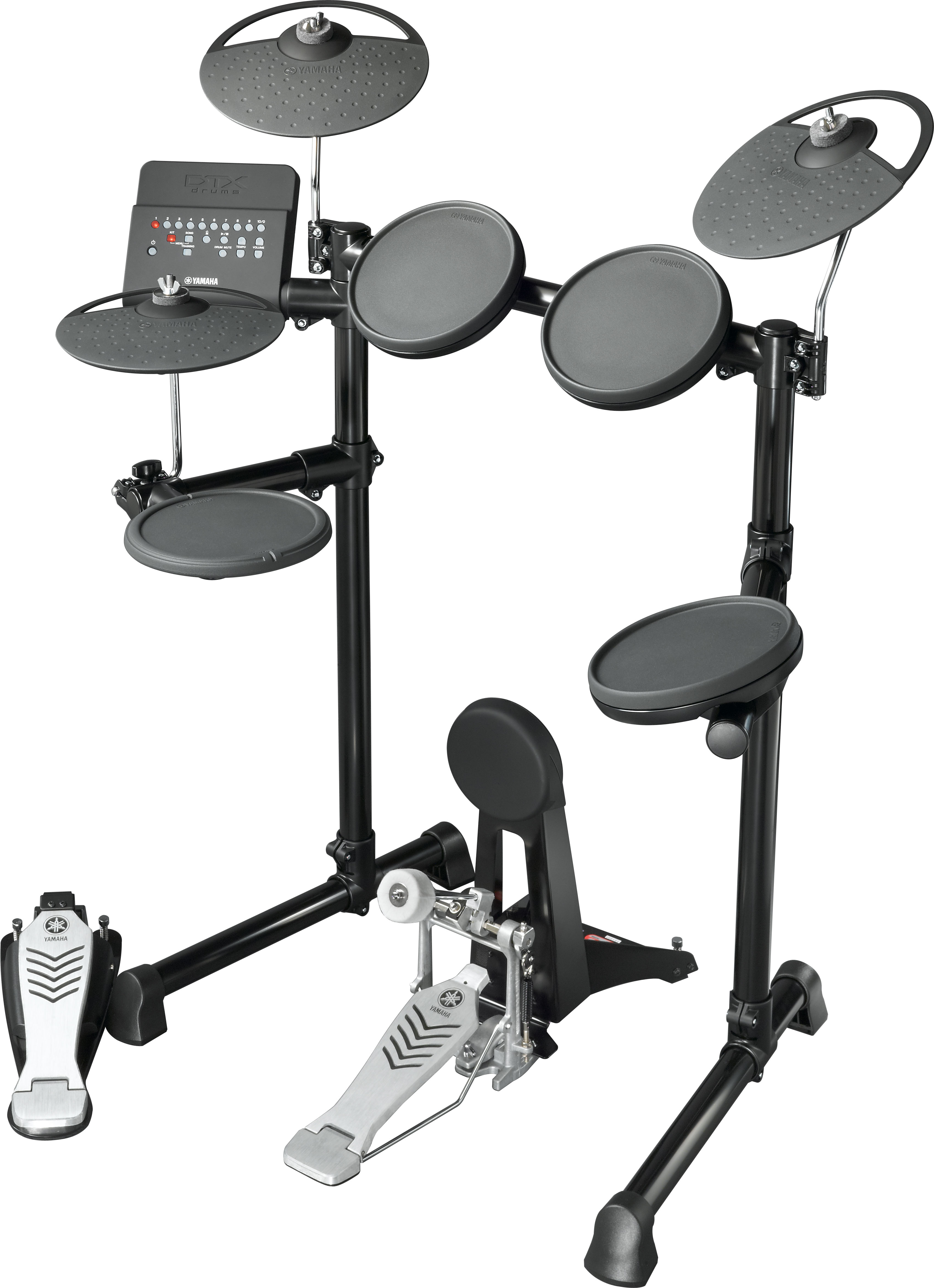Electronic drums find yamaha roland pintechelectronic for Yamaha portable drums