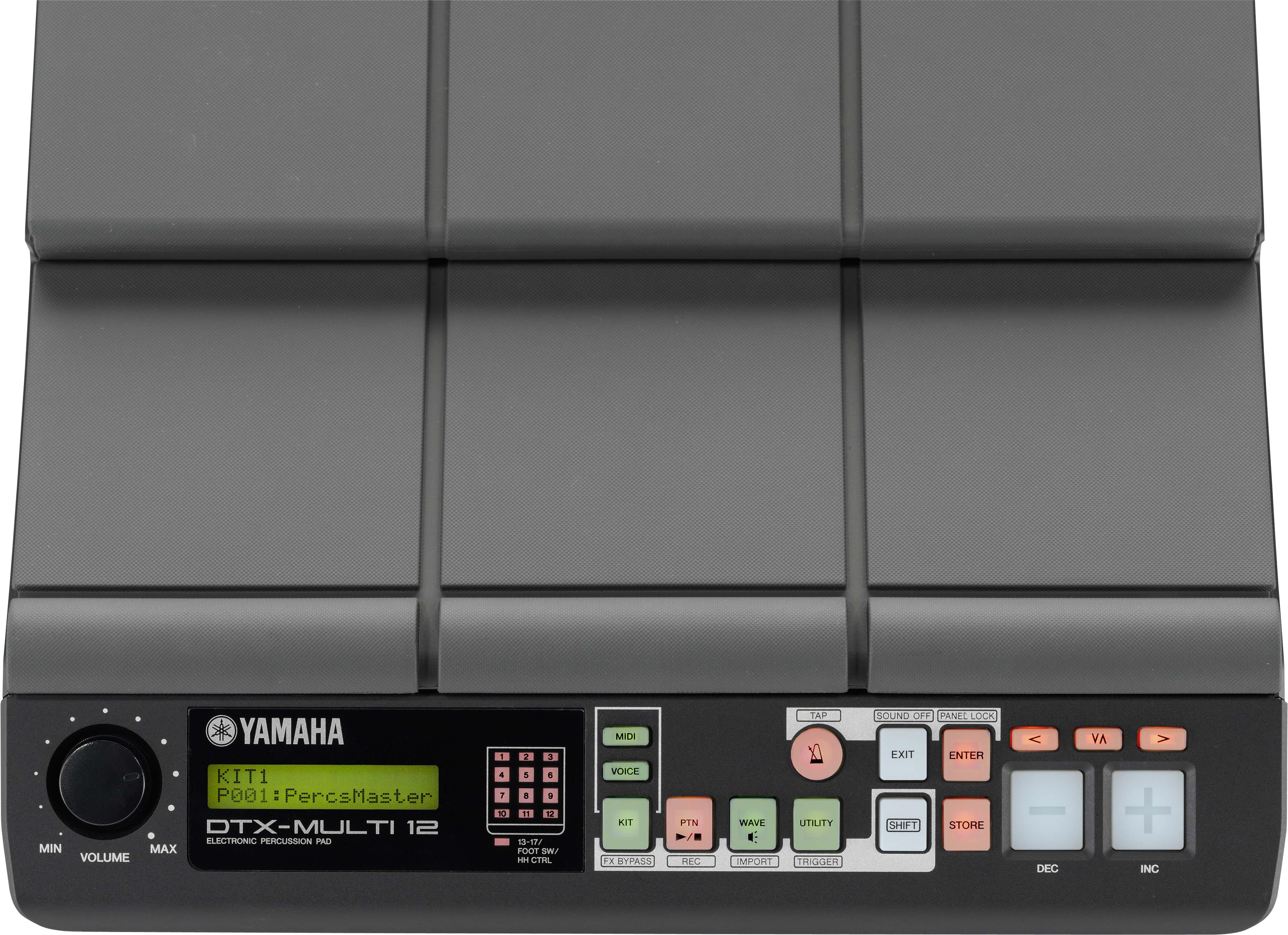 Electronic drums find yamaha roland pintechelectronic for Yamaha drum pads