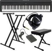 Yamaha p105 digital piano essentials bundle for Yamaha p105 digital piano bundle