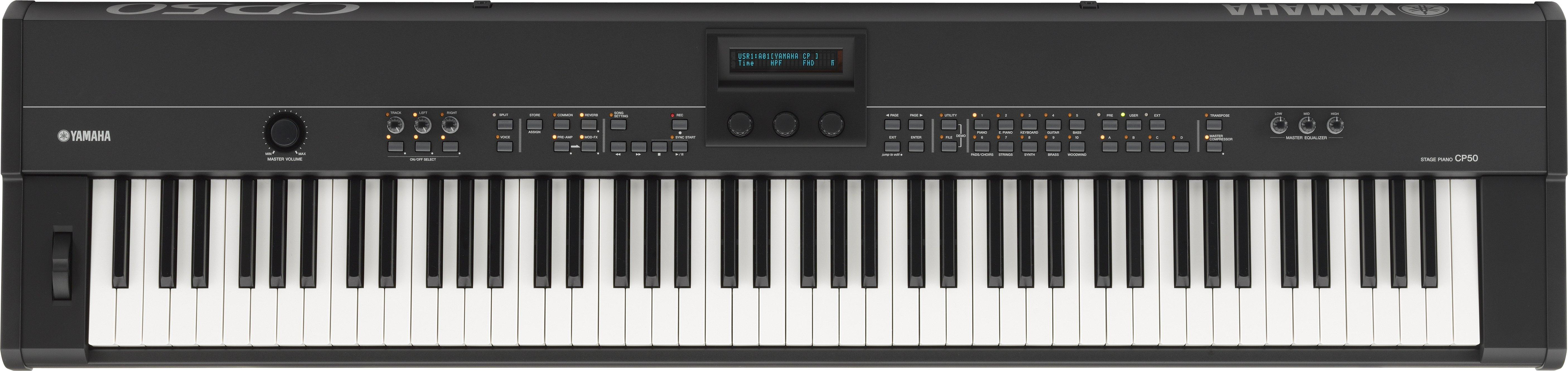 Usb device for p155 keyboard for Yamaha cp50 review