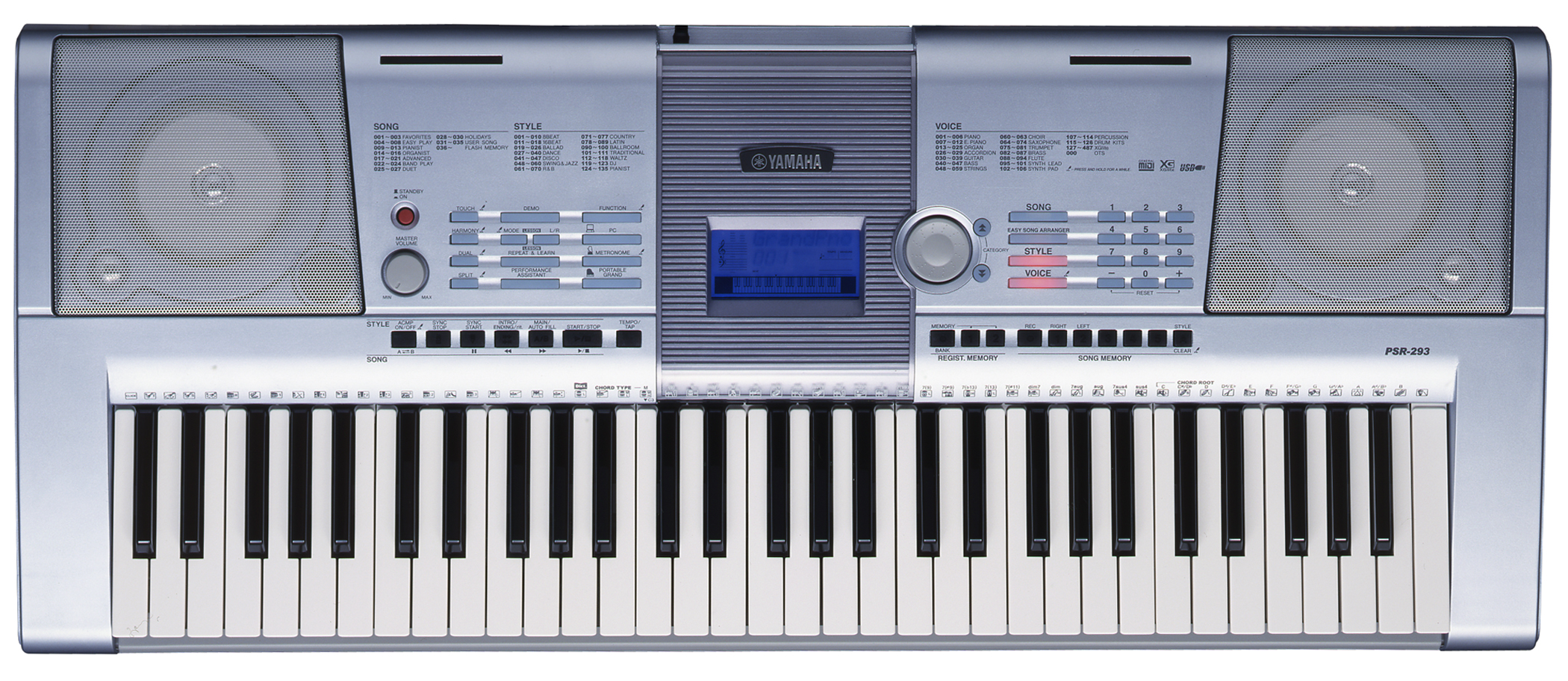 Yamaha psr 210 for Yamaha ypt 210 manual