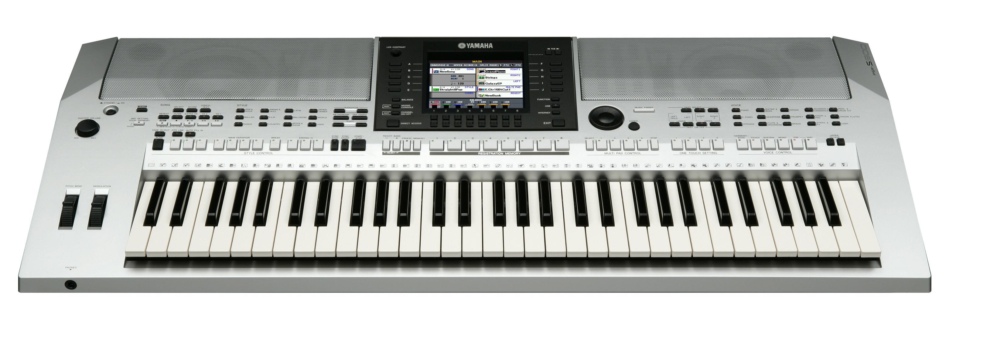 Download Gratis Style Dangdut Keyboard Yamaha