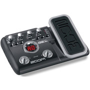 Picture of Zoom G2.1U Guitar Effect Pedal USB  and Exp Pedal