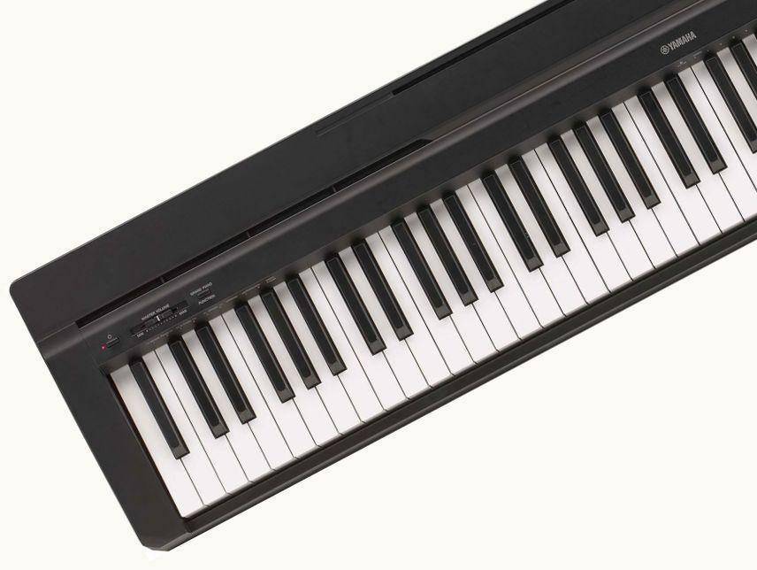 yamaha p35 88 key digital piano black. Black Bedroom Furniture Sets. Home Design Ideas