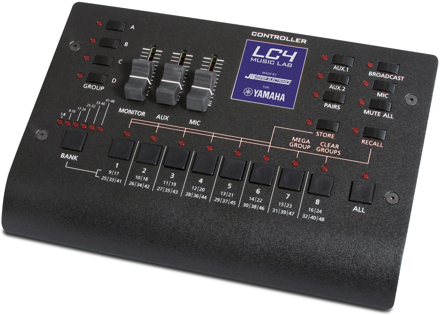 Yamaha Lc4 Base 8 Student Master Controller With Hardware