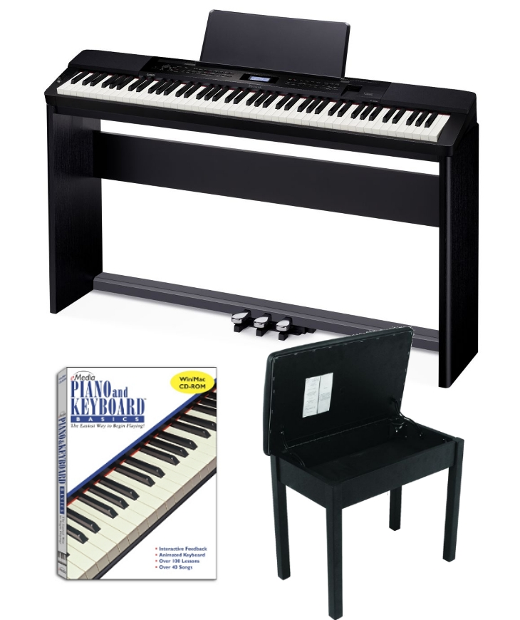 Portable digital pianos and keyboards buy casio kawai for Korg or yamaha digital piano