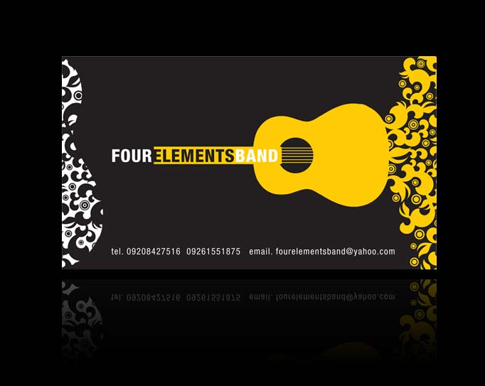 How to 5 ways to promote your band and gain fans musiciansbuy here is an example of a simple band business card they are inexpensive and lend an air of professionalism colourmoves