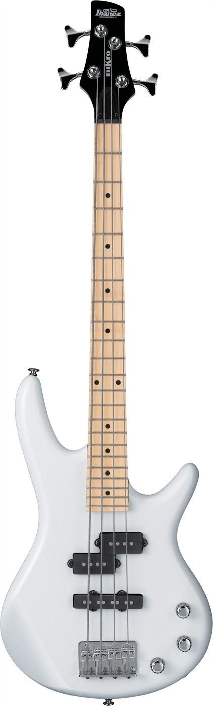 Short Neck Bass : ibanez gsrm20mpw mikro short scale electric bass pearl white ~ Hamham.info Haus und Dekorationen
