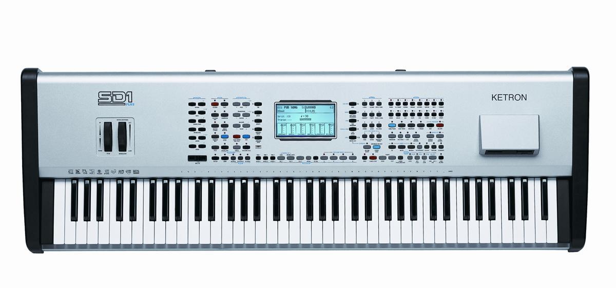 ketron sd5 61 key keyboard. Black Bedroom Furniture Sets. Home Design Ideas