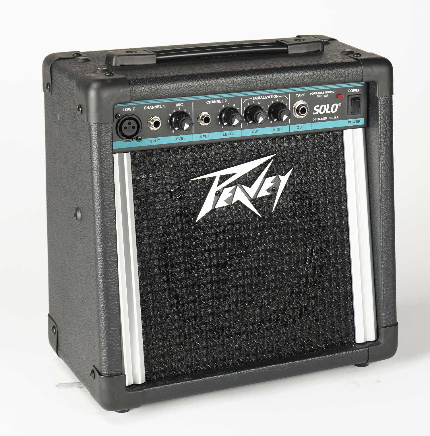 Peavey Solo Portable Please Note Power Supply Not Included