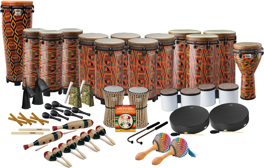 Remo World Percussion Pack