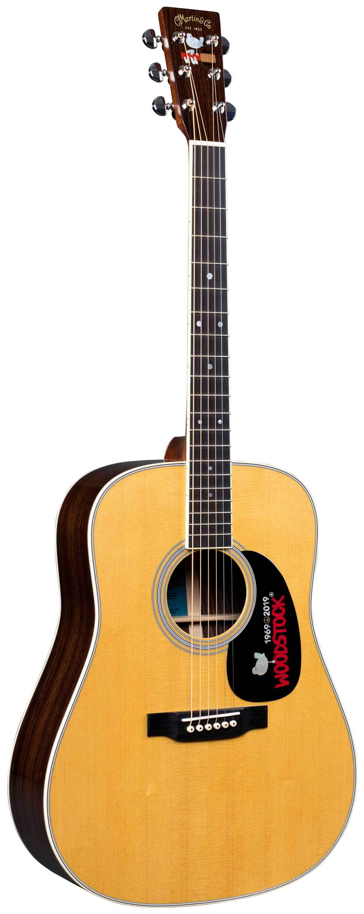 Martin Guitars D-35 Woodstock 50th