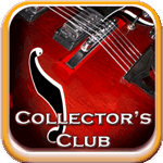 Guitar Collectors Club Shield